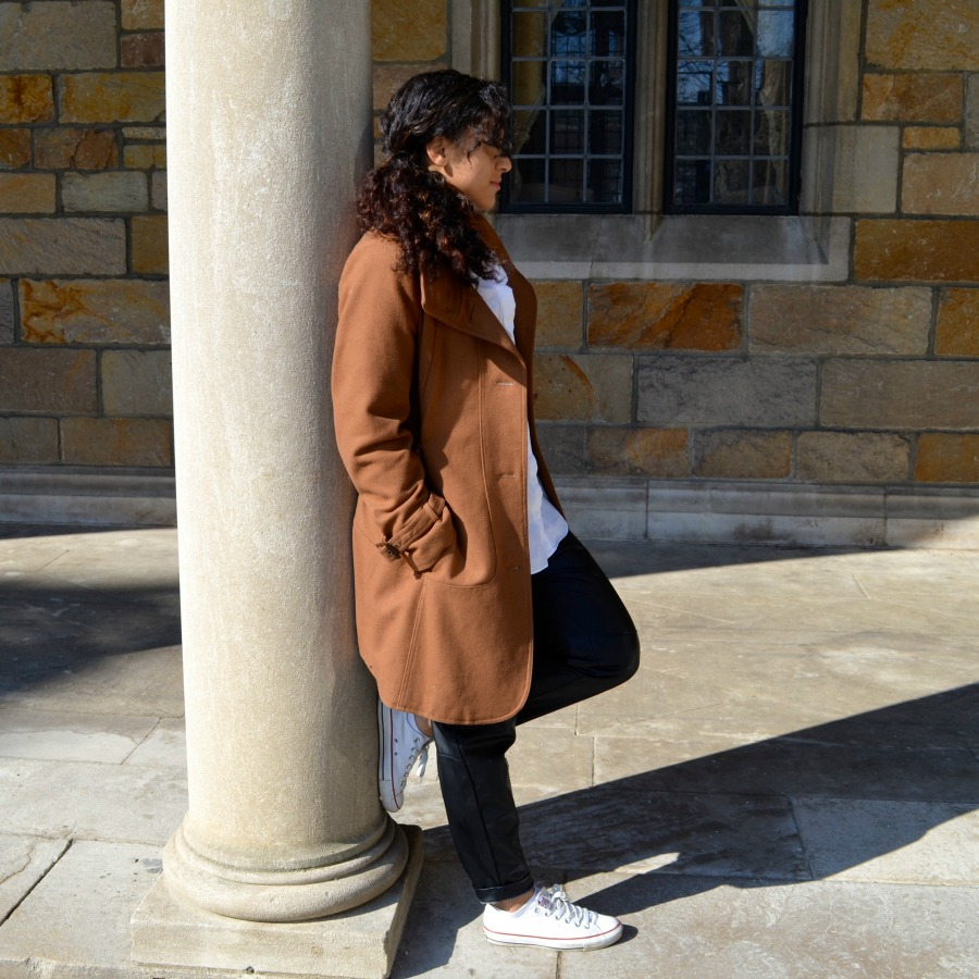 Camel and Leather | Lil Miss JB Style