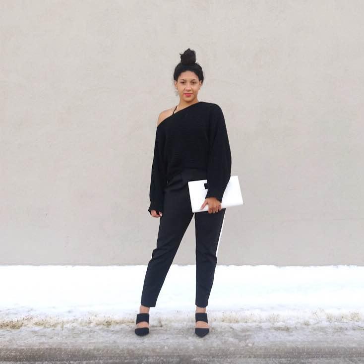 13 Ways to Wear All Black Lil Miss JB Style