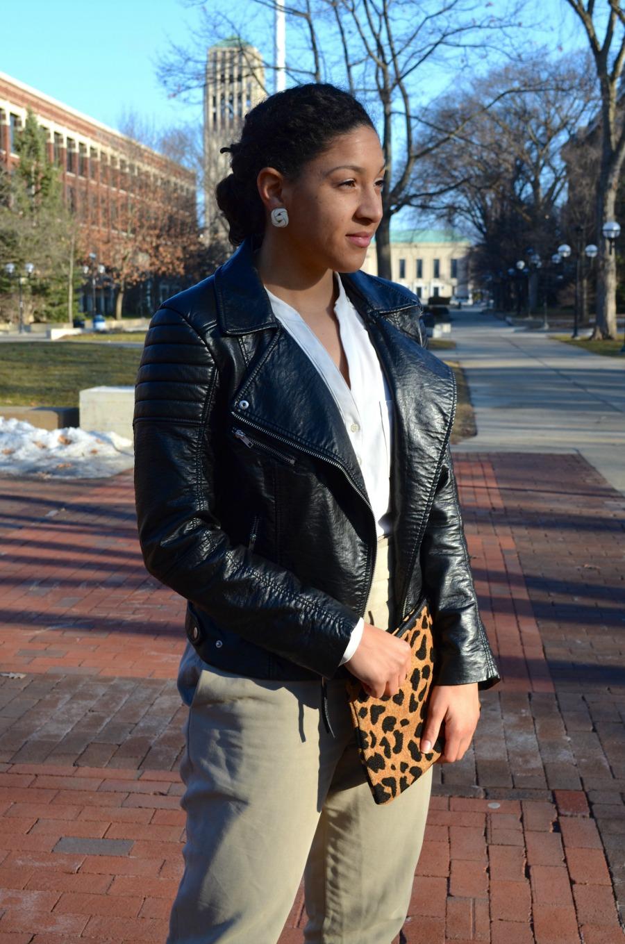 leather jacket inspo