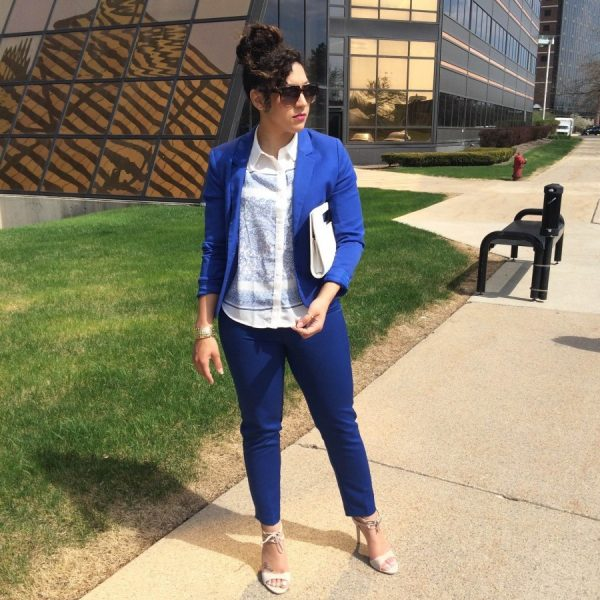 5 Easy Spring Work Outfits Lil Miss JB Style