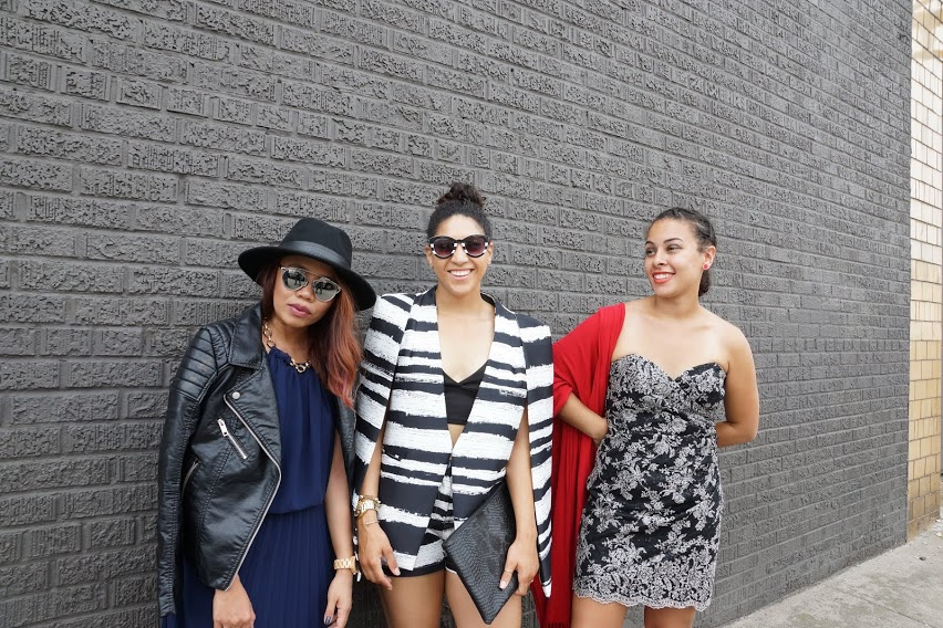 NYFW Group Shoot 2 Smiles
