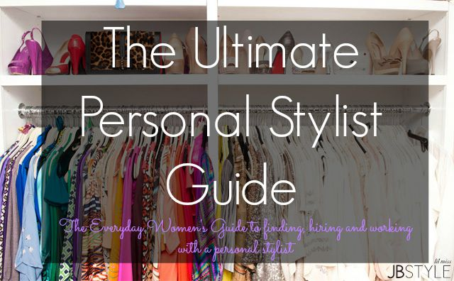 What is a Personal Stylist and Why You Need One
