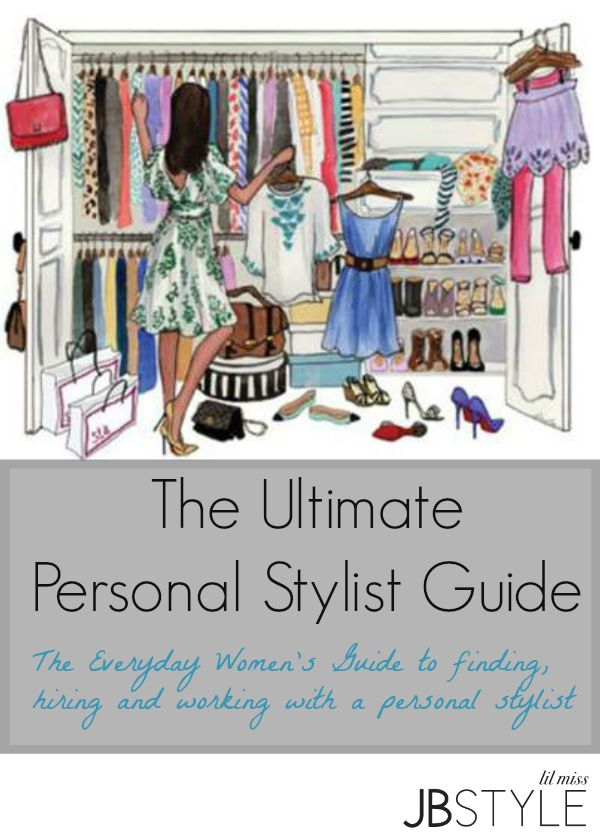 Ultimate Personal Stylist Pinterest
