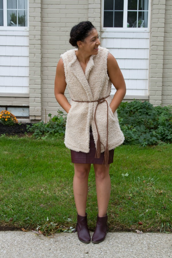 vest layering for fall