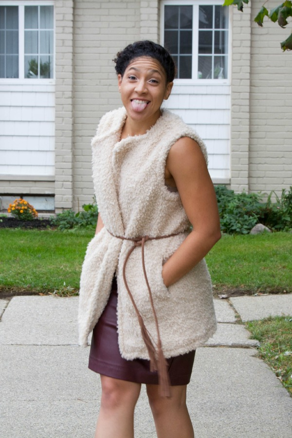 vest layering for the fall