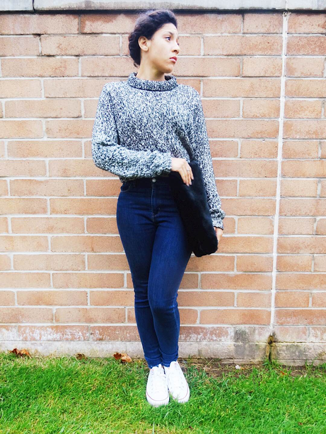 Cropped Sweater 2