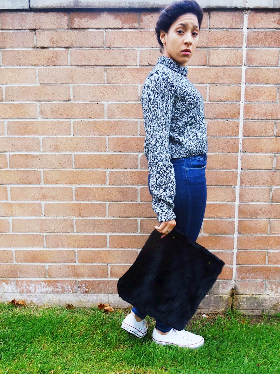 Cropped Sweater 6