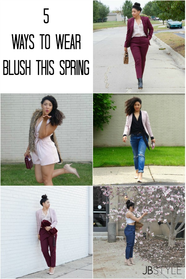 How to Wear Blush This Spring Lil Miss JB Style