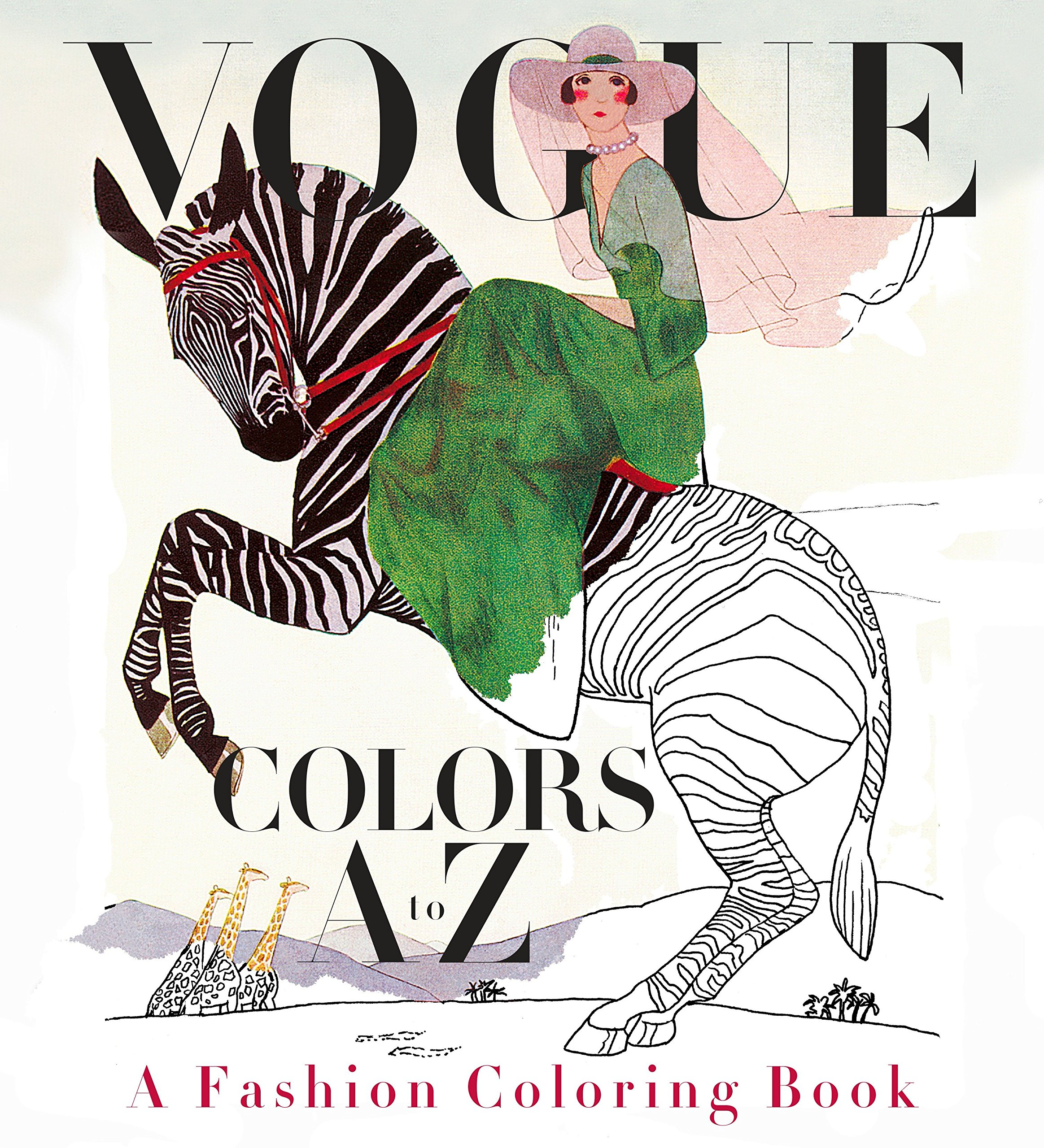 Vogue Colors A to Z: A Fashion Coloring Book, fashion blogger tips articles, what to do in quarantine, style tips and tricks every girl, black fashion blogger inspiration