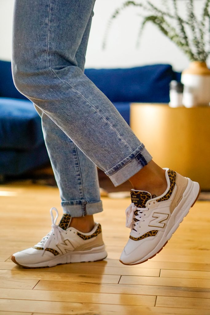 affordable animal print sneakers for women, black lifestyle blogger, animal print sneakers outfit street style, summer outfit black girl, how to wear animal print sneakers, sneakers outfits black girl
