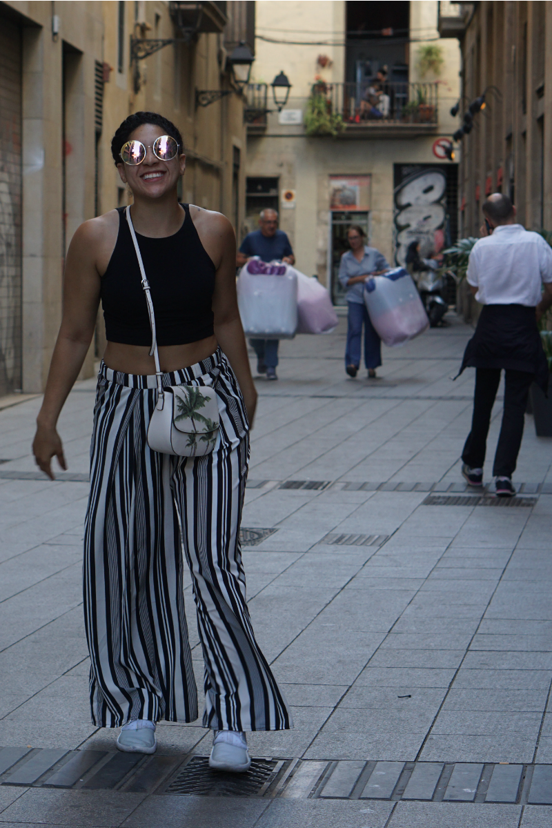 Outfit to wear in Barcelona