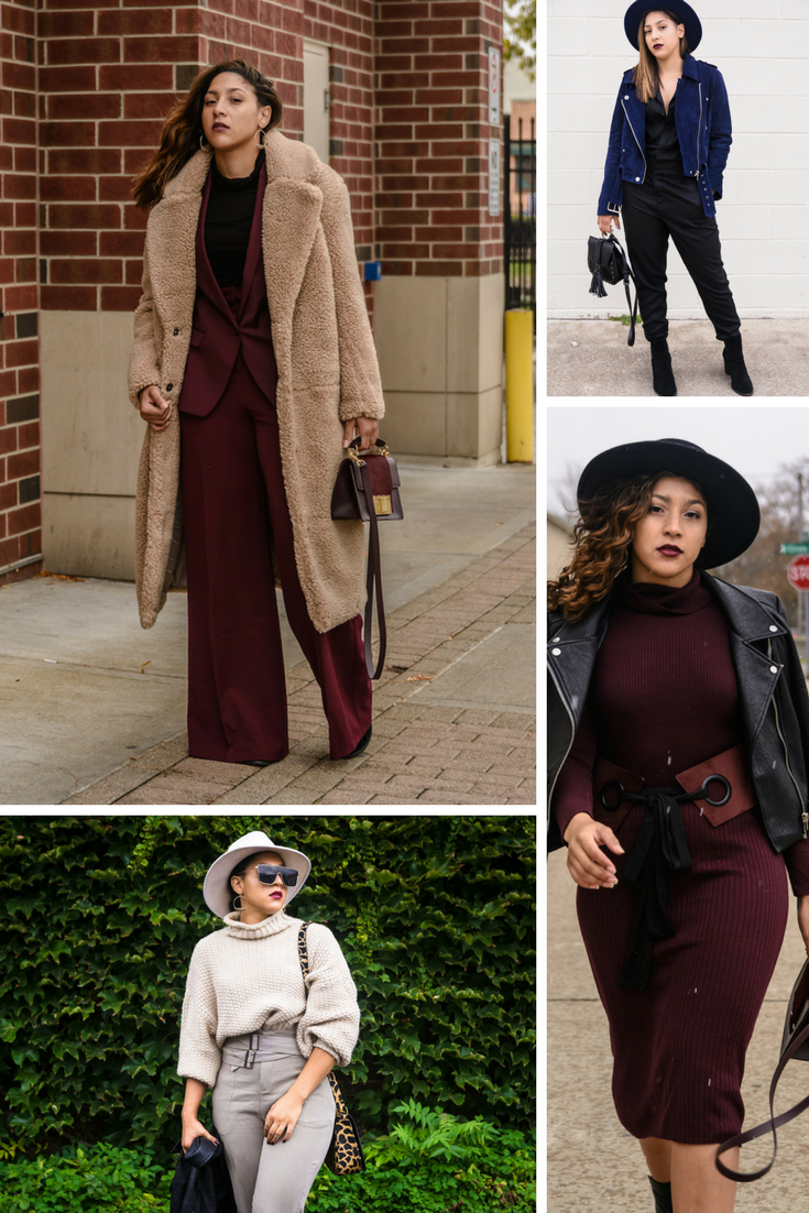 Chic Winter Work Outfits for Young Women in their 20s and 30s