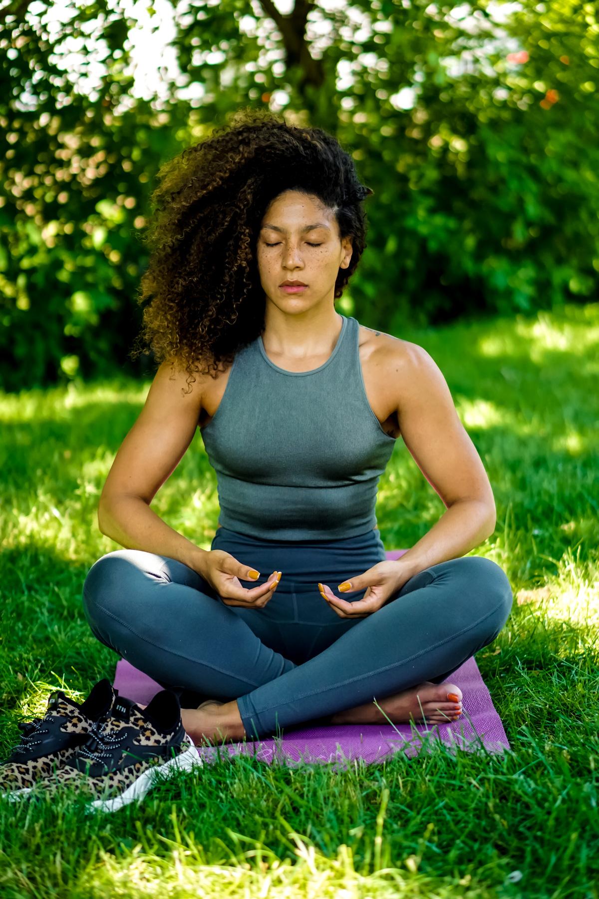 black wellness blogger, creating safe spaces for black people, black wellness, black girl fashion, black lives matter, support black influencers