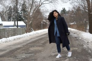Detroit Fashion Blogger talks about how to prevent ripping your pants
