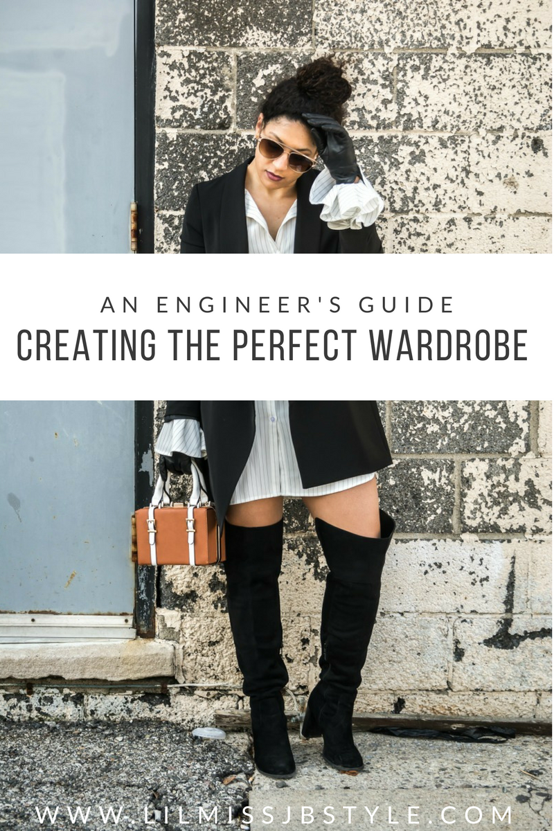 How to Create a Wardrobe
