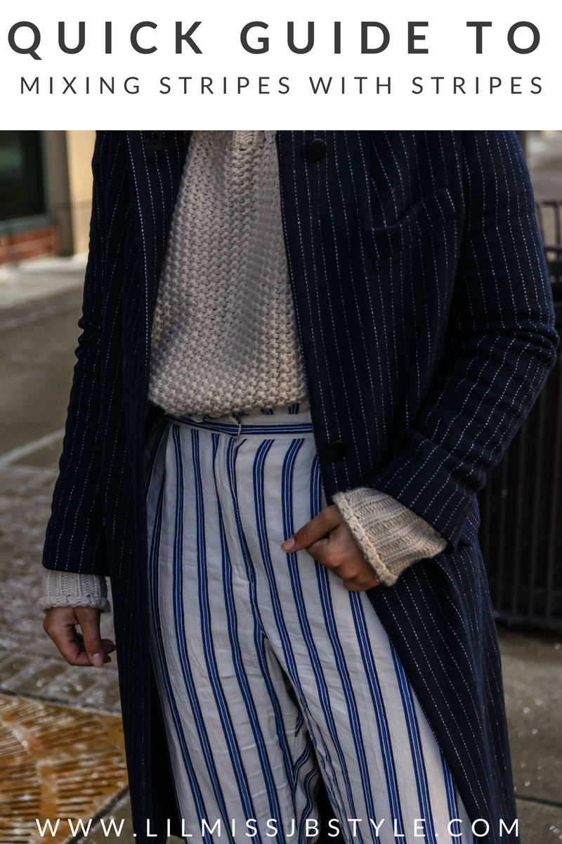 How to Mix Stripes with Stripes, A Beginners Guide