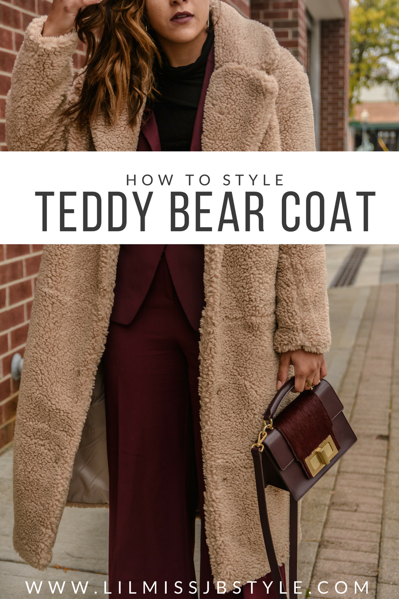 Guide to Wearing a Teddy Bear Coat for Young Women