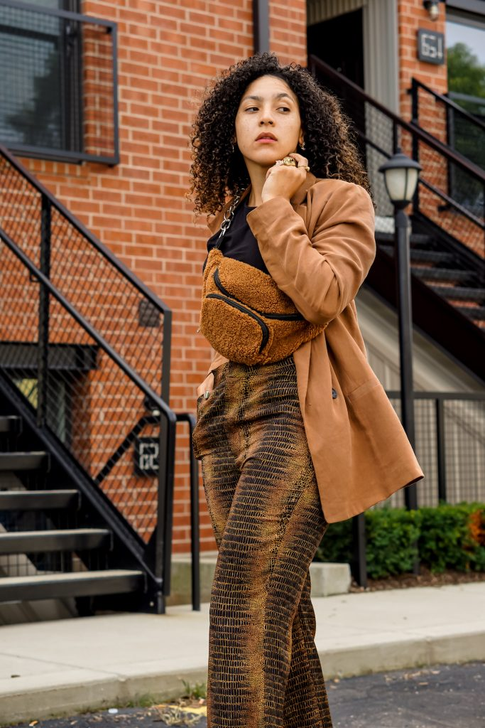 how to wear snake print pants, fashion blogger tips outfits, black fashion blogger, snake print pants outfit street styles, style tips and tricks fashion ideas