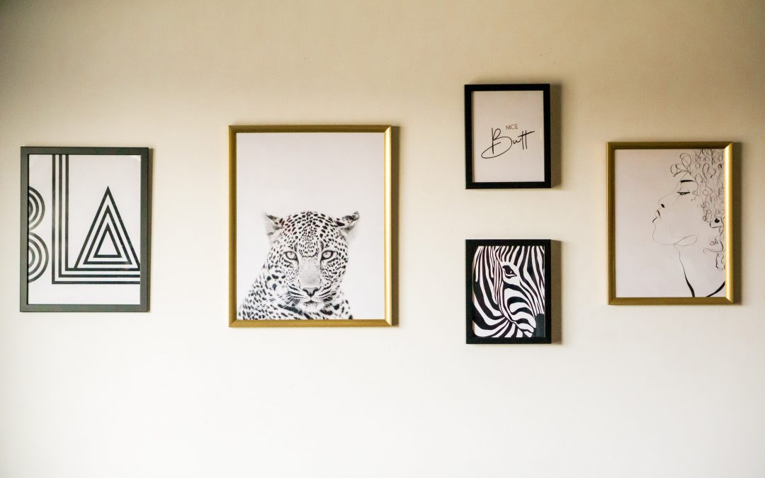 Gallery Wall Reveal