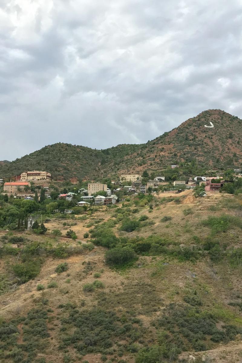 Mini Sedona Travel Guide: Jerome Ghost Town