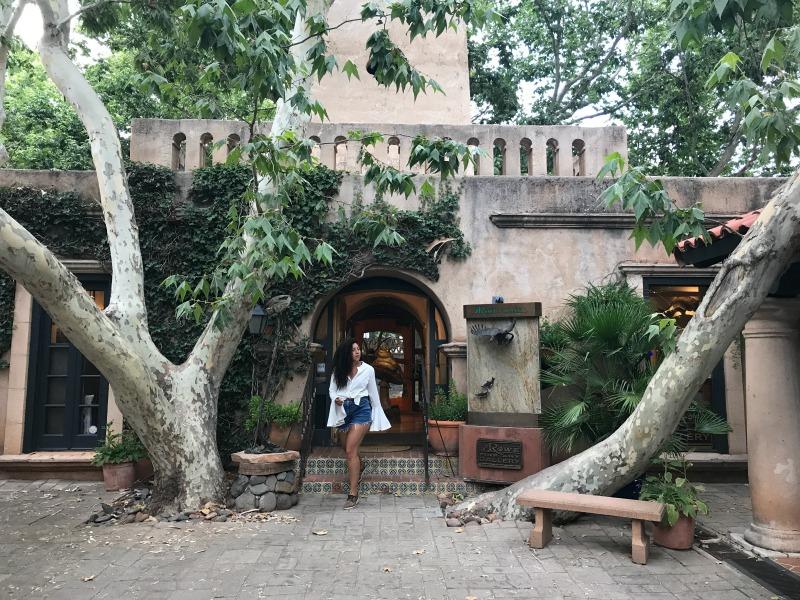 Mini Sedona Travel Guide: Tlaquepaque