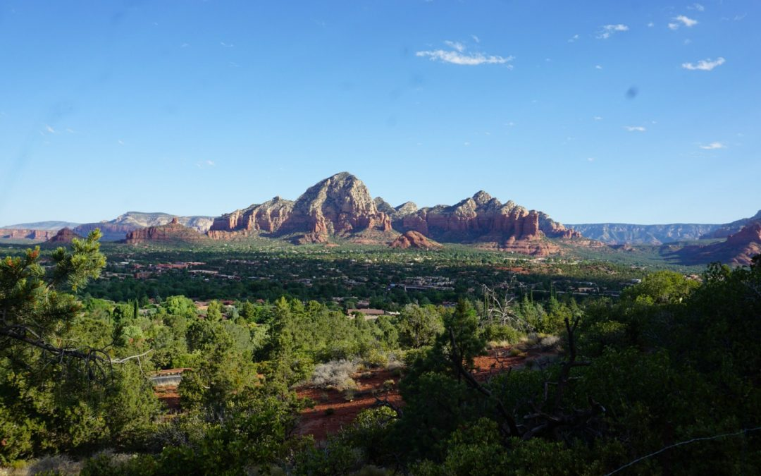 Travel Diaries: Sedona