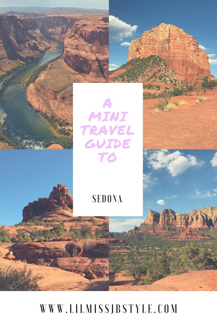 Mini Sedona Travel Guide