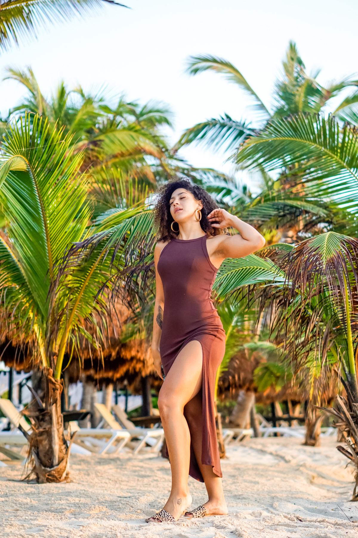mexico travel, resort vacation outfits black girl, El Dorado Royal Resort by Karisma, black fashion bloggers, all inclusive resorts in Mexico, vacation style black girl
