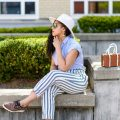 Summer Stripes Outfit