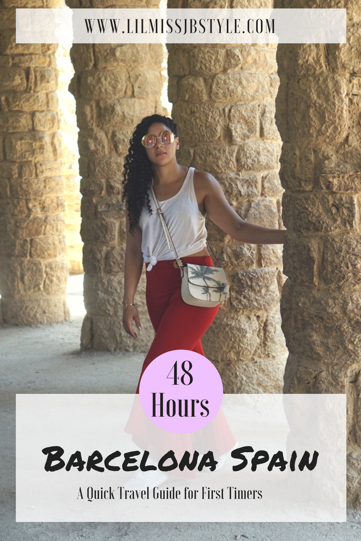 48 Hour Travel Guide for Barcelona Spain | What do it in Barcelona, Things to do Barcelona Spain, Traveling to Barcelona