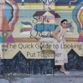 The Quick Guide to Looking Put Together|Lil Miss JB Style
