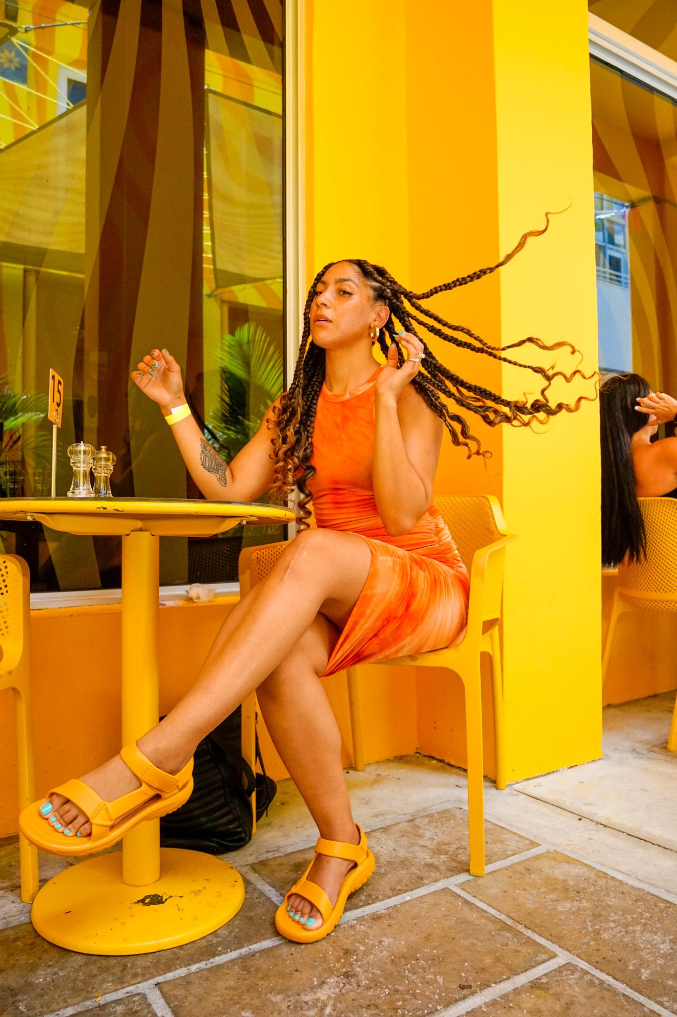 what to wear in Miami, black girl solo travel guide to Miami Beach Florida, luxury hotel Miami Beach, Miami Beach travel guide
